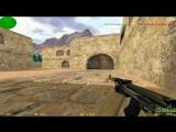 Прострелы на карте de_dust2_2x2 (№4)