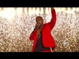 Kanye West feat Pusha T - Runaway (MTV VMA 2010)