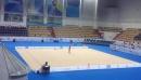 Полина Хонина лента контрольная тренировка World Challenge Cup 2017 Казань
