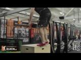 Кроссфит WOD для атлетов на уровне, хоккеистов, регбистов и баскетболистов! Crossfit IDOL#11