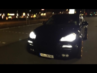 Porsche Cayenne Techart Magnum Sound