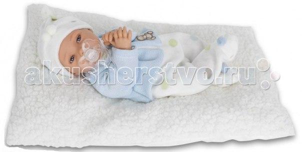 Кукла ману озвученная 29 см, Munecas Antonio Juan
