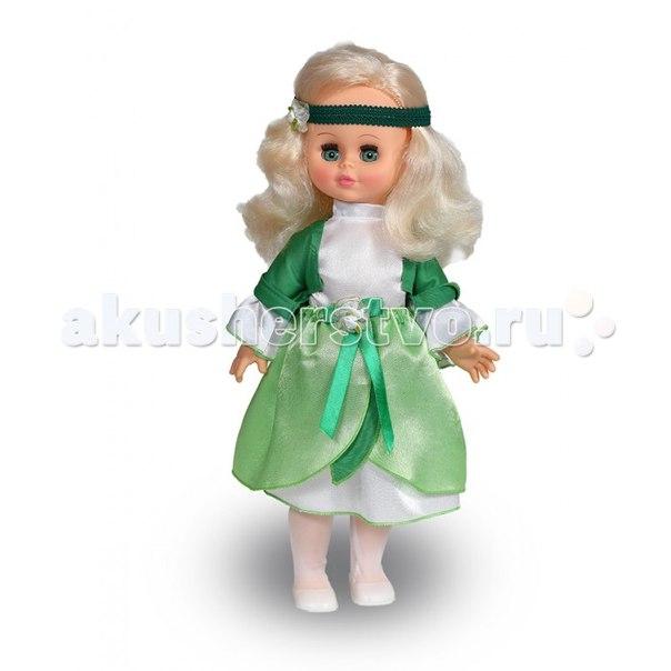 Озвученная кукла оля фея свежей зелени 43 см, Весна
