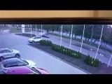 Авария Porsche 911 в Ростове-на-Дону