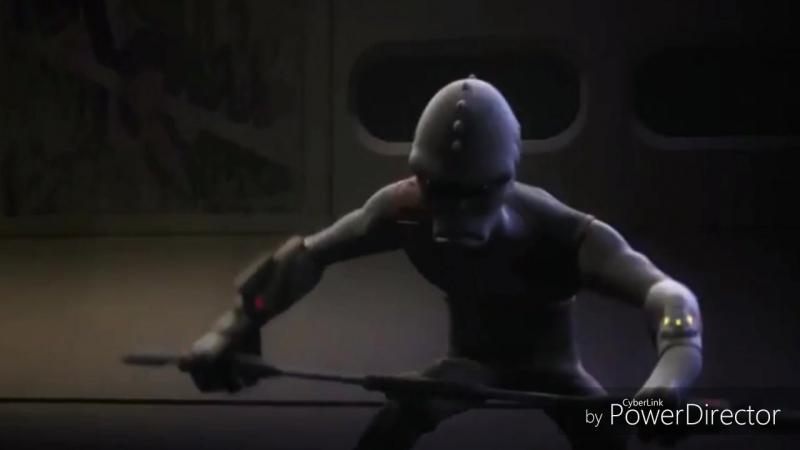 кадры из (2) трейлер 4 сезона Звёздные войны: повстанцы