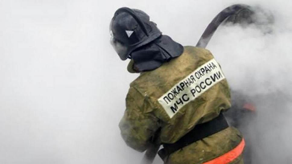 В Исправной сгорели два дома и гараж