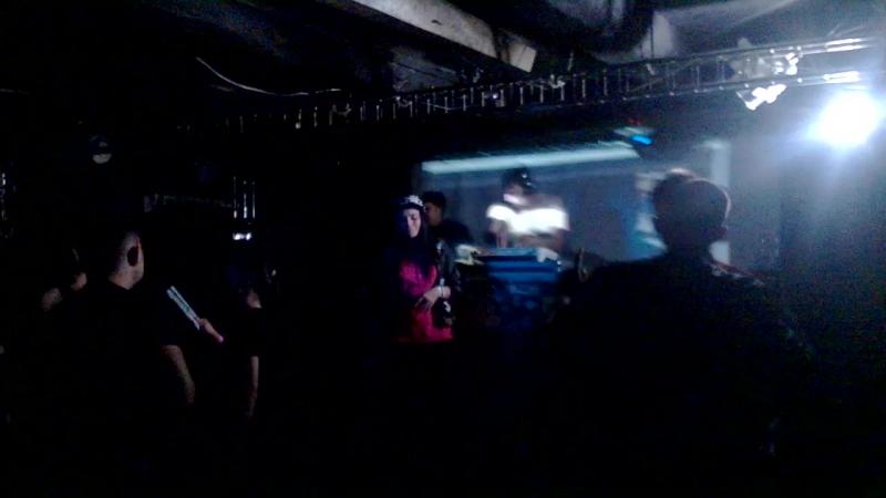 Dj DEENINE. Манхеттен. Cyber Night promo group. 11/08/2017.