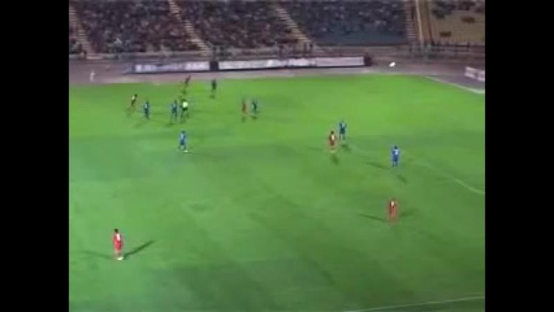 КУЕФА 2006-2007. Черноморец Одесса - Хапоэль Т-А 0-1 (14.09.2006)