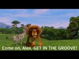 Madagascar. GET IN THE GROOVE