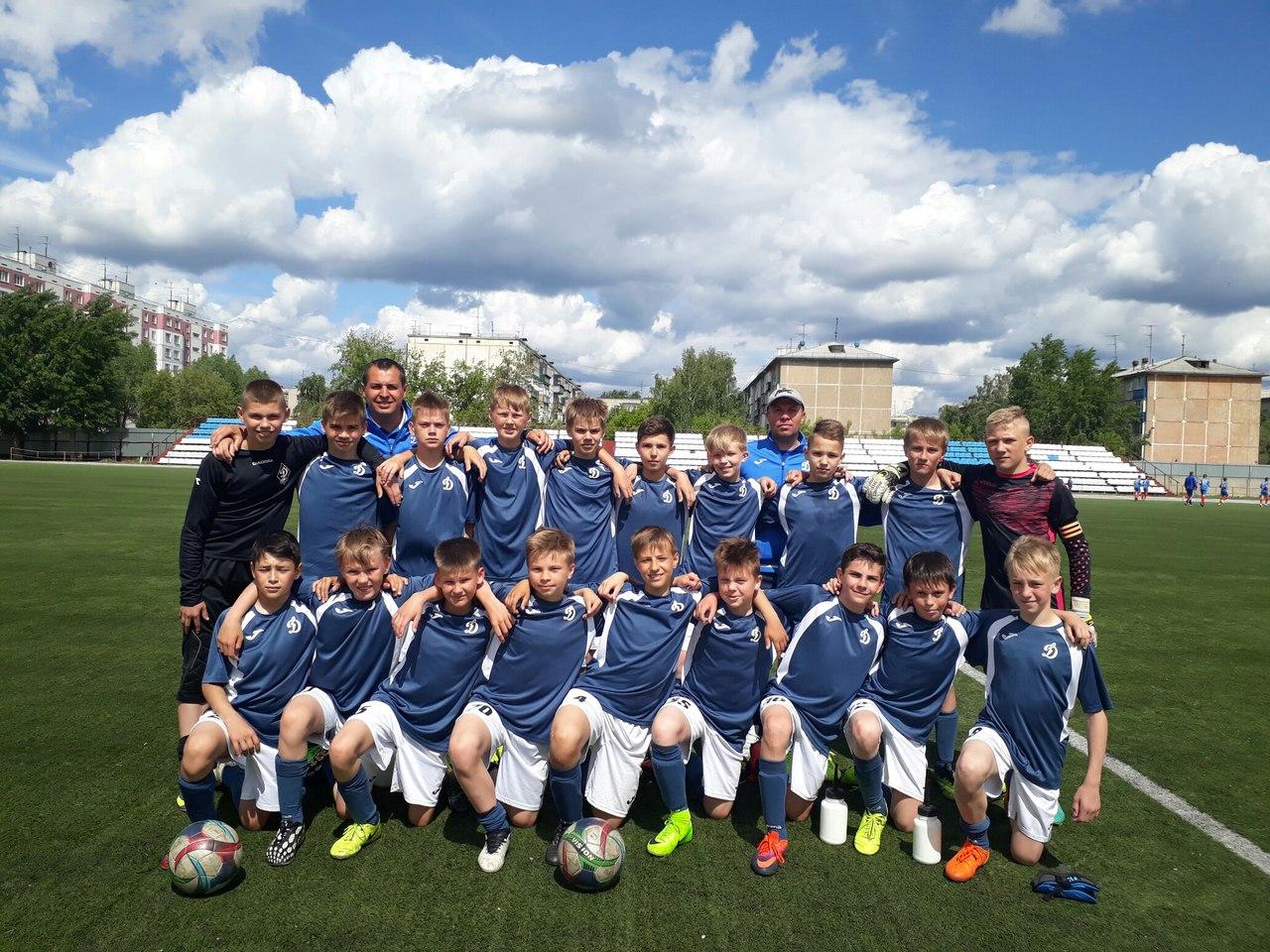«Динамо-2004» побеждает в «сибирском дерби»!