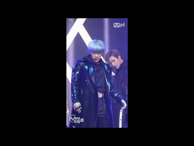 [MPD직캠] 몬스타엑스 원호 직캠 Fighter Monsta X WonHo Fancam @엠카운트다운_161006