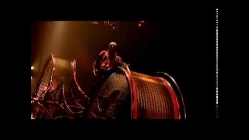 Cirque du Soleil - цирк KА- Номер Колесо смерти Дю Солей