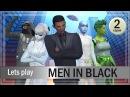 The Sims 4 Люди в чёрном 2 серия - Захваченная квартира