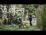 Miami Police VLOG 6 (Season 2) Unexpected Perimeter K9 (влог о реальных рабочих буднях офицера полиции США, Майами)