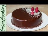 Кокосовый торт Баунти без выпечки