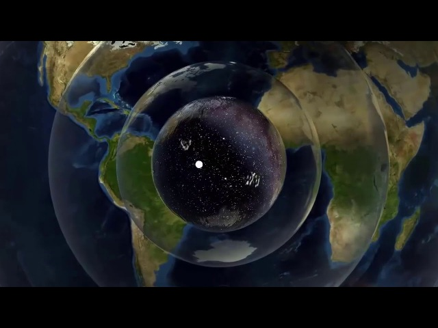 ECLIPSE SHOWS GLASS SKY, LSC Concave Earth