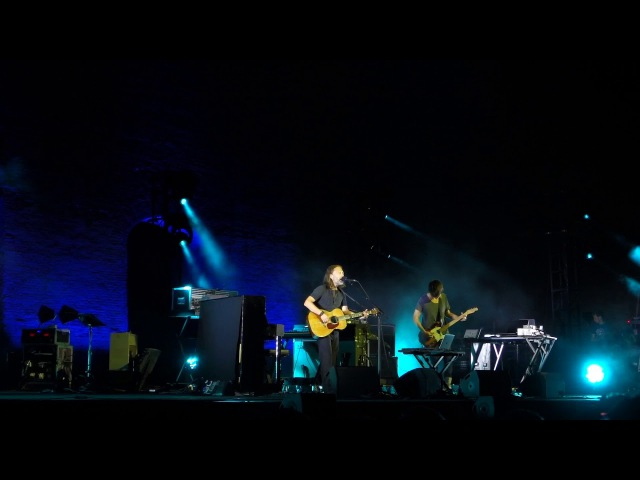 Thom Yorke Jonny Greenwood - I MIGHT BE WRONG Live @ Sferisterio | Macerata, Italy | 20.08.2017
