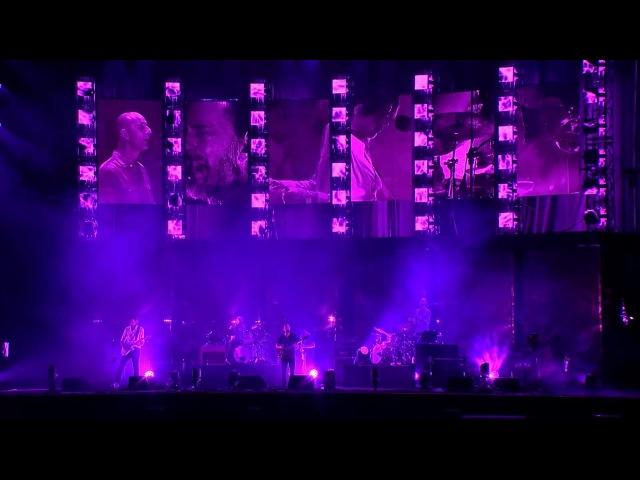 Radiohead - Live at Osheaga Festival 31.07.2016
