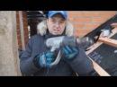 Монтаж керамической черепицы BRAAS Часть 4 Как лучше утеплить крышу Защита дымох
