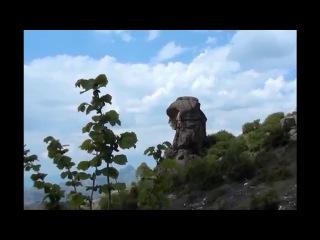 """The rock Girl, Selecka planina, Macedonia. Карпа """"Мома"""" Селечка планина, Македонија"""