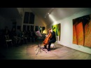 Alex Voytenko The music of Erich Zann for cello solo 2016