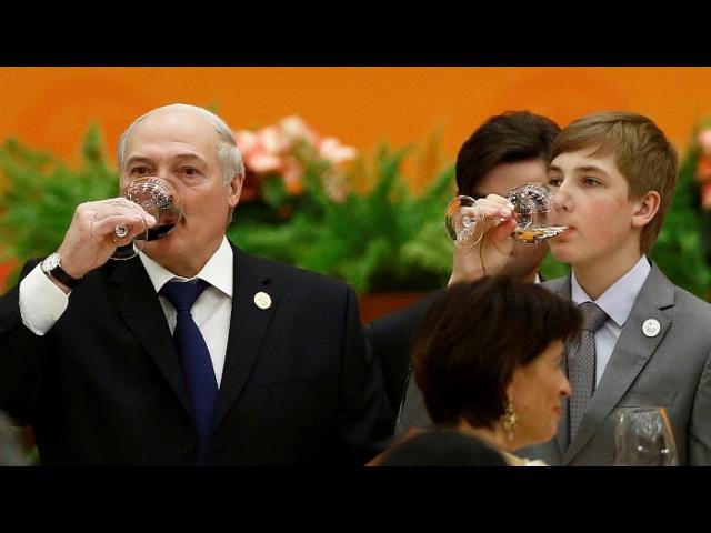 Менчукі абурыліся, што Лукашэнка ўзяў Колю ў Кітай | Визит Лукашенко в Китай