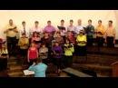 16 Основной хор ц.Альфа и Омега г.Алматы