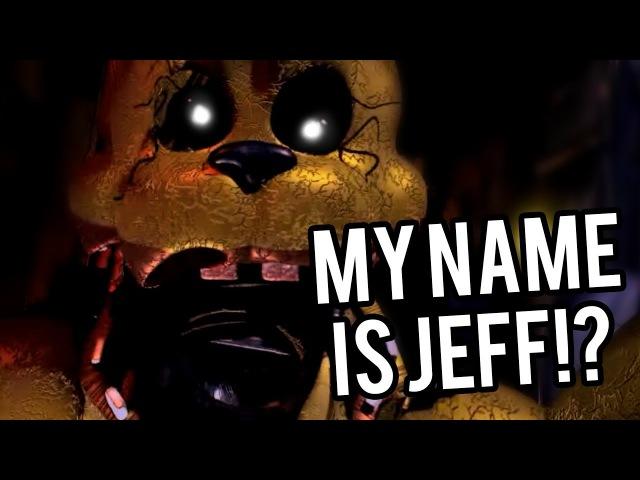 FREDBEAR'S FRIGHT (Five Nights at Freddy's Fangame)