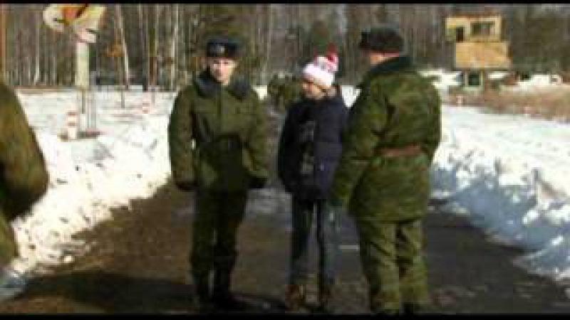 МиП в Кремлевских курсантах - 156 серия