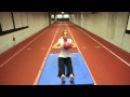 Leichtathletik Hürden Stabilisationstraining nicht nur Vorstufe von Krafttraining