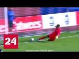 Быстро и смешно: эстонская команда забила курьезный гол в свои ворота