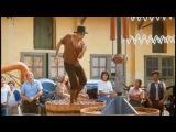 Адриано Челентано в фильме-Укрощение строптивого.Муз.фрагмент.