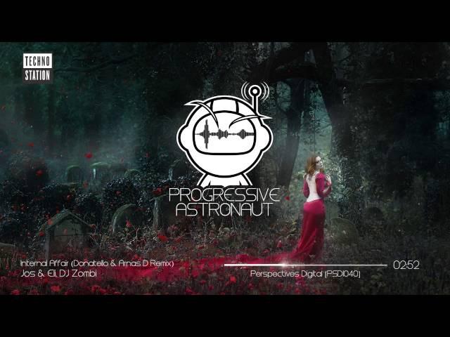 DJ Zombi, Jos Eli - Internal Affair (Donatello Arnas D Remix) [Perspectives Digital]
