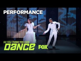 Gaby & Lex's Tap Performance | Season 14 Ep. 8 | SO YOU THINK YOU CAN DANCE