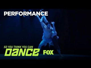 Taylor & Robert's Contemporary Performance | Season 14 Ep. 8 | SO YOU THINK YOU CAN DANCE