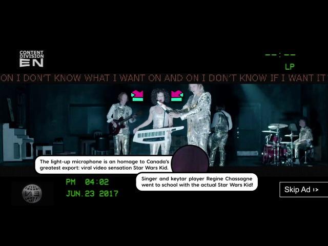 Arcade Fire - Creature Comfort (Official Official video)