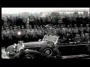 Приезд Адольфа Гитлера на открытие нового автобана в Германии. 21 марта 1934 года.