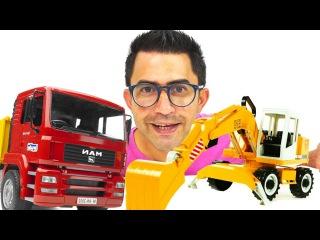 Nail Baba ile araba oyunları - yeni oyuncaklar! Erkek çocuk oyun videosu Türkçe izle!