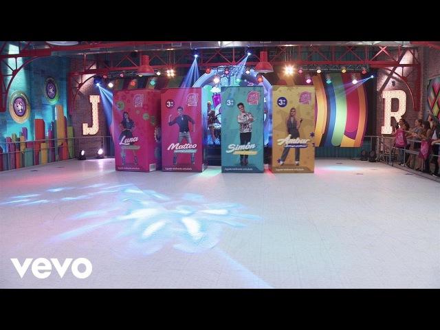 Elenco de Soy Luna - Ive Got A Feeling (Soy Luna Momento MusicalCompetencia)
