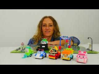 Die Wunderbox - Robocar Poli und das Rettungsteam - Wir müssen Dumpo helfen