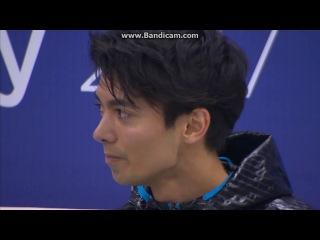 Ryuju HINO SP Winter Universiade 2017