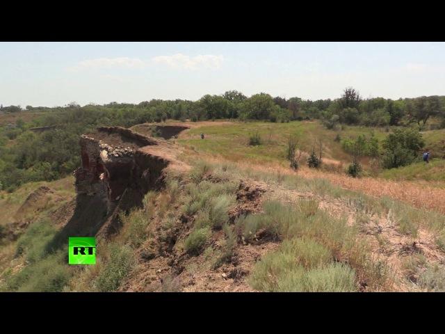 Отголоски Великой Отечественной: специалисты проводят работы по разминированию Керченской крепости