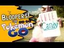 BLOOPERS from GO GO POKéMON GO! Bonus Encounter