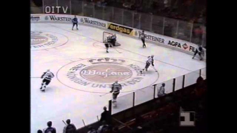 Динамо (Москва) - TPS (Finland) КЕЧ Финал 1993-12-31