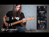 AMT Electronics Drive Mini Series Pedals Shootout  Single Coils