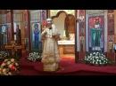 Проповідь владики Бориса Ґудзяка на нічній Пасхальній Літургії в соборі св Вол