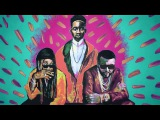 Mr Eazi &amp Major Lazer - Leg Over (Remix) (feat. French Montana &amp Ty Dolla Sign)