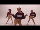 Jr Prodigy Girls | 'Pep Rally' Missy Elliott / 'Banji' Sharaya J