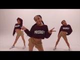 Jr Prodigy Girls  'Pep Rally' Missy Elliott  'Banji'  Sharaya J