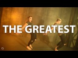Sia - The Greatest  (Dance Video)  CHOREOGRAPHY by @oleganikeev  ANY DANCE